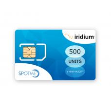 Пополнение Iridium на 600 минут